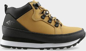 Buty sportowe dziecięce 4F sznurowane dla chłopców