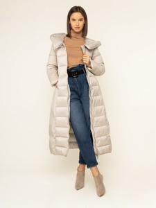Kurtka Liu-Jo długa w stylu casual