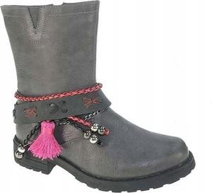 Buty dziecięce zimowe Beppi
