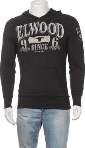 Czarna bluza Elwood w młodzieżowym stylu