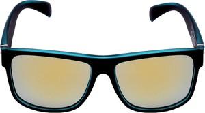 Top Secret Okulary przeciwsłoneczne dwukolorowej oprawce