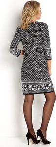 Sukienka Happy Holly w stylu casual midi