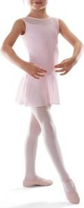 Różowa tunika dziewczęca Domyos