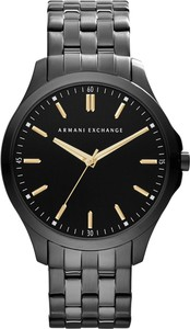 Armani Jeans Zegarek ARMANI EXCHANGE - Hampton AX2144 Grey/Black