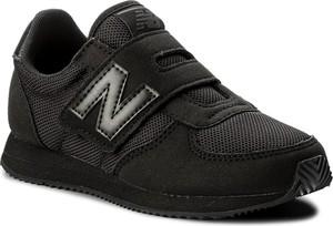 Sneakersy new balance - kv220tby czarny