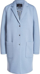 Niebieski płaszcz Set w stylu casual