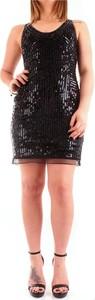Czarna sukienka Fabiana Ferri mini