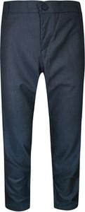 Chinosy Rigon w stylu casual z tkaniny