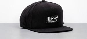 Czarna czapka Brixton