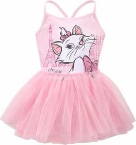 Sukienka dziewczęca disney z napisami