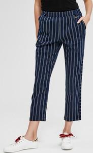 Spodnie Diverse z tkaniny