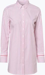Fioletowa bluzka Marc O'Polo z długim rękawem