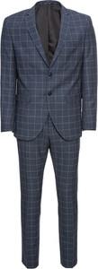 Niebieski garnitur Selected Homme