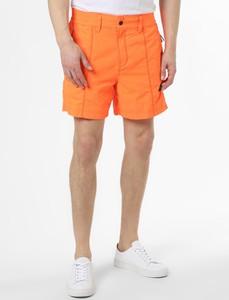 Pomarańczowe spodenki Calvin Klein