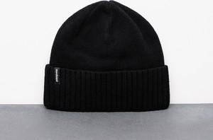 Czarna czapka Patagonia