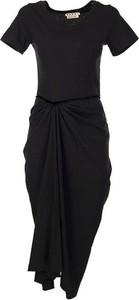 Sukienka Marni z krótkim rękawem