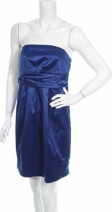 Niebieska sukienka Cubus mini