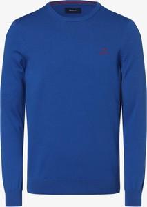 Sweter Gant w stylu casual z bawełny