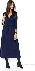 Niebieska sukienka Nunu
