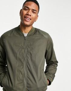 Zielona kurtka Bolongaro Trevor w stylu casual krótka