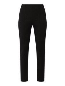 Czarne legginsy InWear w stylu casual