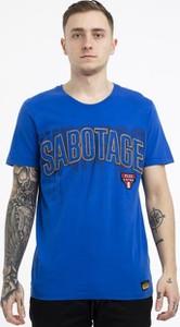 T-shirt Urban Selection z bawełny z krótkim rękawem