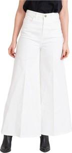 Jeansy Alysi w stylu retro z bawełny