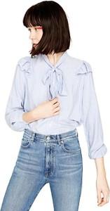 Koszula Pepe Jeans z kokardą w stylu casual