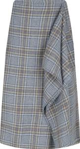 Spódnica Max & Co. midi z wełny