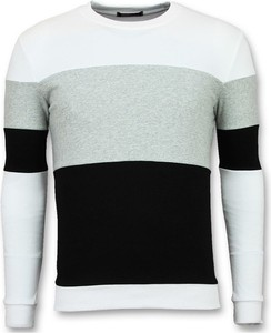 Sweter ENOS z bawełny w stylu casual