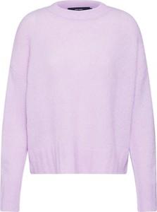 Fioletowy sweter Vero Moda