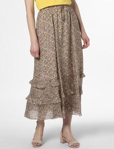 Brązowa spódnica Marc Cain maxi w stylu boho
