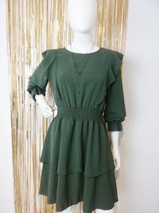Sukienka Luashop.pl mini z bawełny