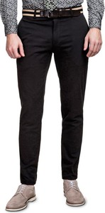 Czarne spodnie giacomo conti