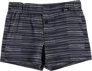 Czarne majtki dziecięce Skiny dla chłopców