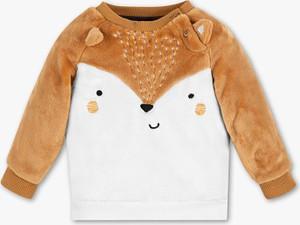 Sweter Baby Club dla chłopców z bawełny