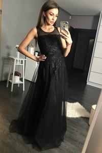 Sukienka Yournewstyle z tiulu