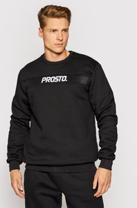 Czarna bluza Prosto.
