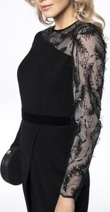 Sukienka L'af Glam z tiulu maxi