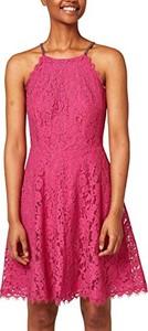 Różowa sukienka ESPRIT