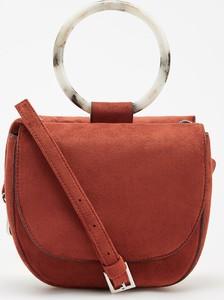Czerwona torebka Reserved