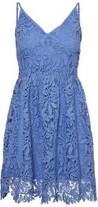 Sukienka Vero Moda na ramiączkach mini oversize