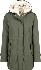 Zielona kurtka Trussardi Jeans w stylu casual