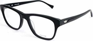 amazon.de Police V1867 męskie oprawki okularów, czarne, 51