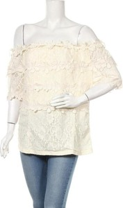 Bluzka Paul Brial z długim rękawem z okrągłym dekoltem