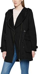 Czarny płaszcz brandit