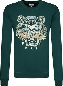 Zielona bluza Kenzo w młodzieżowym stylu