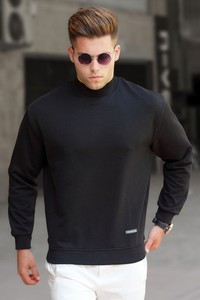 Czarna bluza IVET