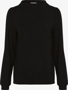 Czarny sweter STREET ONE w stylu casual