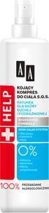 Oceanic AA Help kojący lotion kompres S.O.S do ciała 250 ml